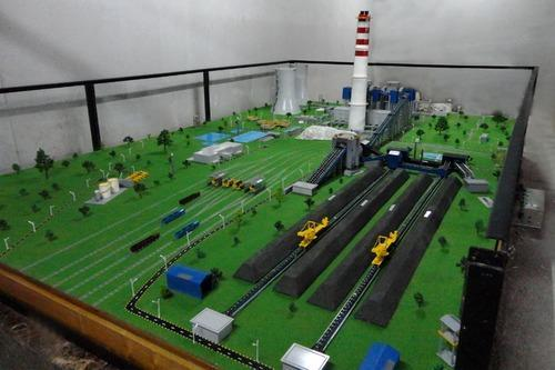 Thermal Power Plant Project Models Thermal Power Plant