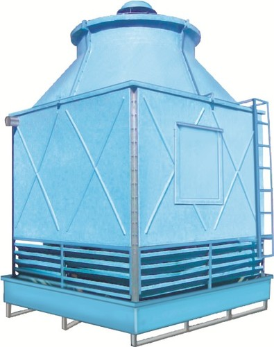 Three Phase Counter Flow Square Shape Cooling Tower