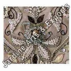 Silk Thread Embroidery