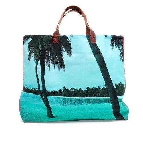 Beach Bags - Nylon Beach Bag Exporter from Delhi