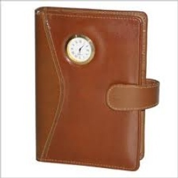 Leather Business Planners