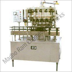Manual Soda Water Rotary Machine