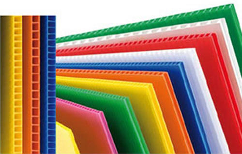 Plastic Corrugated Sheets Plastic Corrugated Sheet