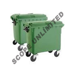 Four Wheeled Industrial Dustbin