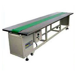 S S Packaging Side Table Belt Conveyor