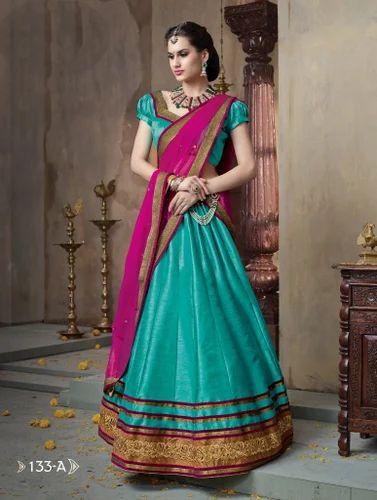 Lehega choli - Indian Designer Party Bridal Traditional Bollywood ...