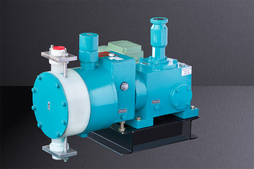Chemical Dosing Pumps for Water Treatment