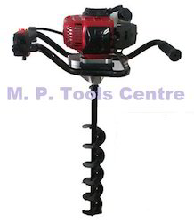 Earth Soil Land Auger Digger Drill Machine - Gasoline Petrol
