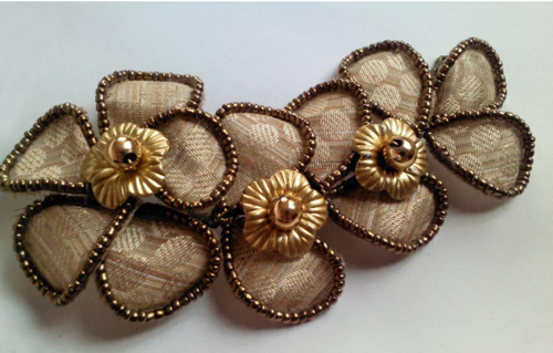 hair brooches hair brooch manufacturer from thane