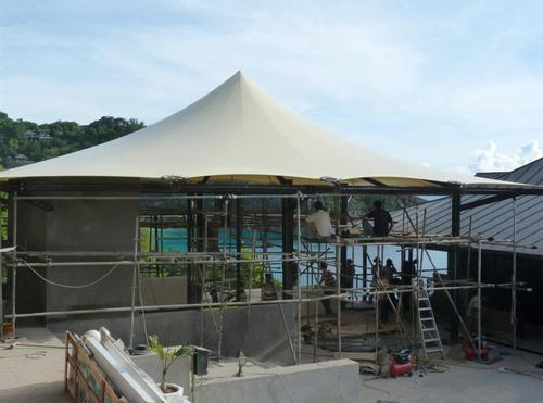 Tensile Fabric Structures & Tensile Structure - Ferrari Tensile Structures Manufacturer from New ...