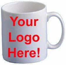 Logo Mugs Printing Service