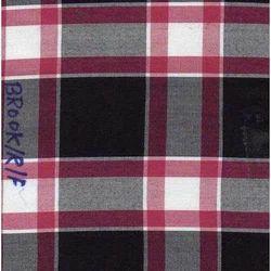 NGBROOK-R-F Indigo Yarn Dyed Checks Fabric