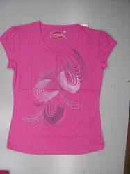 Womens Round Neck Top