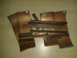 Copper Coated Iron Scraps