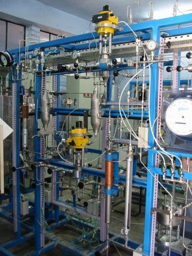Micro Reactors Hydrocracking Micro Reactor Unit