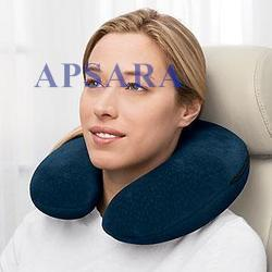 travel u pillow for item comfortable pillows inflatable neck airplane soft accessories tpu shape