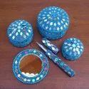 Handmade Decorative Lac Set, For Home