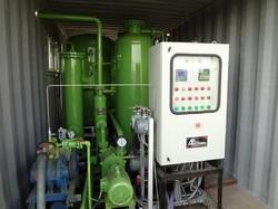 Biogas Enrichment Plant