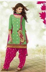 Patiala Salwar Suits Design (8005)