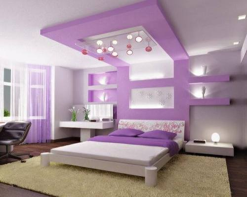 Bed Room Interior Designs