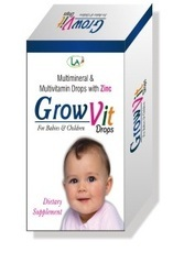 Grow Vit (Multivitamin Drops)
