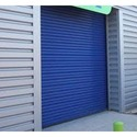 Plain Round Strip Rolling Shutters