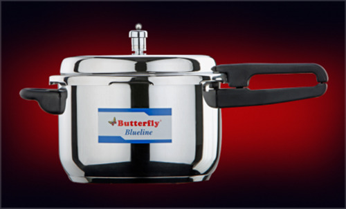 b00783751 Blueline Stainless Steel Pressure Cooker - Butterfly Home Needs ...