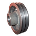 Steel Pulleys
