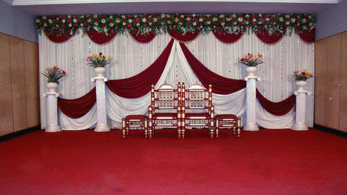 Marriage Stage Decorators In Silaiman Madurai