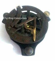 Antique Sundial Compass