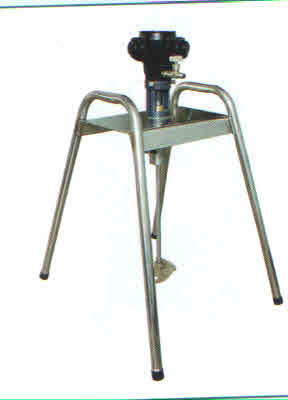 Pneumatic Stirrer Pneumatic Stirrer Stand Mounted Ti 20