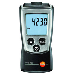 Compact RPM Meter