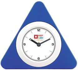 Triangle Table Clock