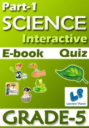 Grade-5-Science Interactive e-Notes & quiz-Part-1 - My I- Book Store