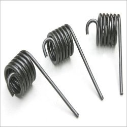 Multicolor Stainless Steel Helical Torsion Springs, For Industry, Style: Standard
