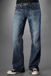 20c26c3e Men's Boot Cut Stretchable Denim Jeans, Boys Denim Jeans, Gents ...