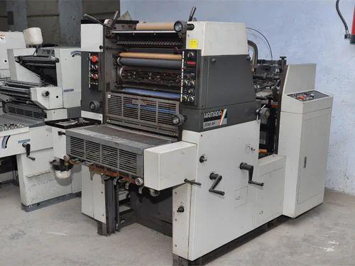 hamada b 52 mini offset at rs 325000 piece mini offset printing rh indiamart com