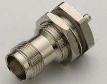 TNC Female Bulkhead Crimp Connector for RG316 Cable