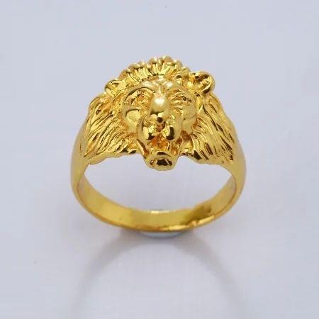 Gold Jewellery 1 Gram Gold Rings Retailer from New Delhi