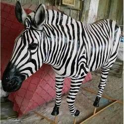 Zebra Statue For Garden Decoration
