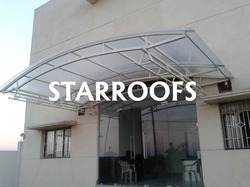Polycarbonate Arch Roofing Service