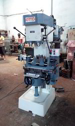 Twin Spindle Capstan Lathe