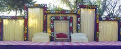 Decoration services mandap chori service provider from ahmedabad wedding stage junglespirit Images
