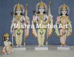 Shri Ramdarbar Statues