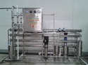 Stainless Steel And Frp Ozonator Automatic Industrial & Domestic Ro Plant, Number Of Membrane: 1, 2