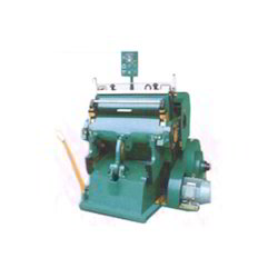 Hand Feed Die Cutting Machine