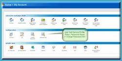 Self Service Portals We Have Designed Secure Portals