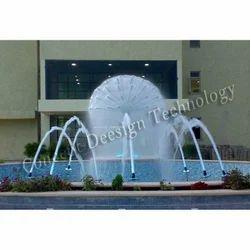 DFAE CDT Dandelion Fountain