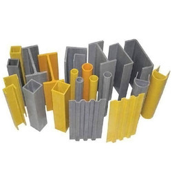 Rectangular FRP Pultruded Profiles