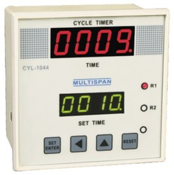 Digital Cycle Timers (Setting By Keypad)